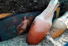 Hallan en Pompeya un nuevo termopolio, el precursor del actual restaurante
