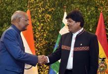 India apoyará a Bolivia para fabricar fármacos contra cáncer