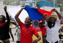 Oposición vuelve a las calles para exigir la renuncia del presidente de Haití