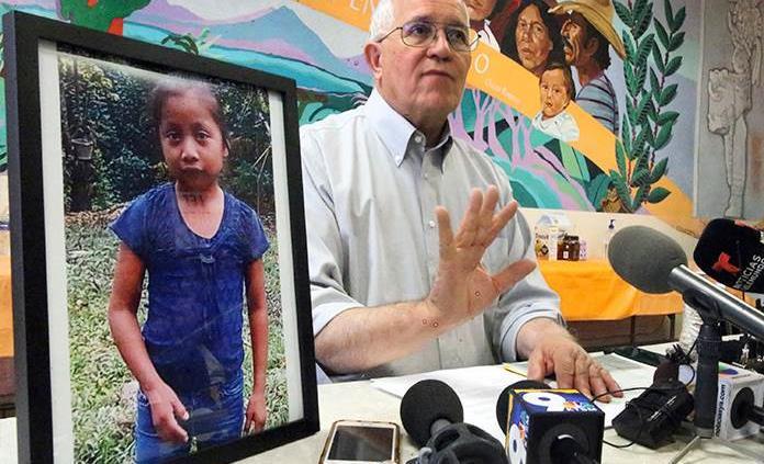 Niña guatemalteca fallecida en EUA tenía infección bacteriana