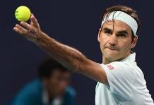 Federer gana y va a final del Masters de Miami