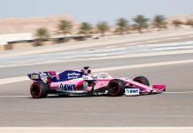 """""""Checo"""" Pérez repite lugar 14 en segunda práctica libre del GP de Bahréin"""