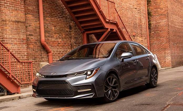 Toyota desarrolla sistema repelente de ladrones