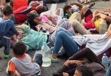 Tras denuncia de secuestro virtual, rescatan a 143 migrantes