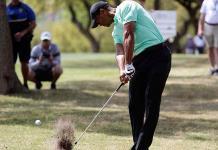 Hombre gana un millón 190 mil dólares gracias a Tiger Woods