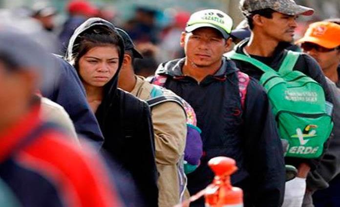 Aseguran a 42 centroamericanos en Coahuila