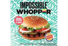 Burger King prueba una hamburguesa vegetariana en EE.UU.