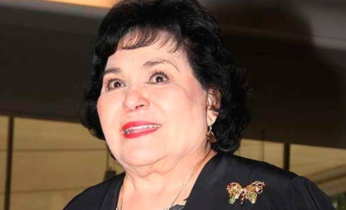 Carmen Salinas explota contra los que no creen en el Covid
