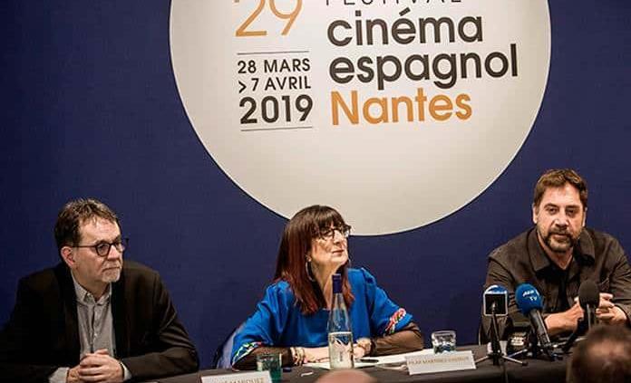 Homenaje a Javier Bardem en Nantes