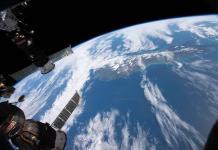 Astronautas de Rusia y EEUU llegan a la EEI por ruta más rápida