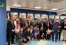 El Salón de la Fama del Fútbol Mexicano visita el Santiago Bernabéu
