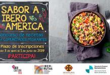 Lanzan concurso Sabor a Iberoamérica para recetas tradicionales