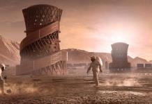 Presenta NASA diseños finales para construir casas en la Luna y Marte (VIDEOS)