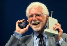 Hace 46 años se realizó la primera llamada por teléfono celular