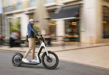 Para la ciudad, VW propone patinete y scooter eléctricos