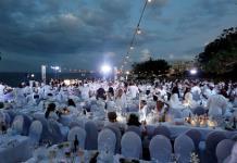 Le Dîner en Blanc viste de blanco a 500 comensales en La Habana