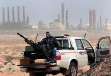 Intenso combate en Trípoli, el más grave desde el inicio del alto el fuego
