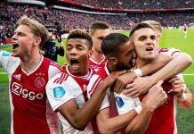 El renacido Ajax se topa con Juventus