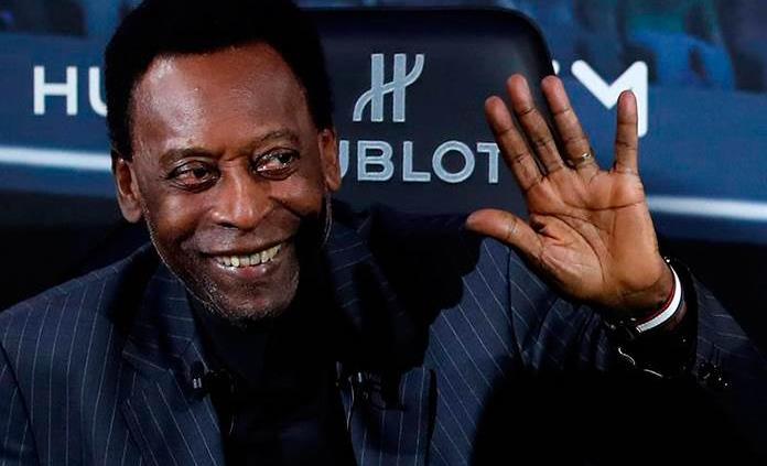Pelé recibe alta médica y deja hospital tras intervención quirúrgica