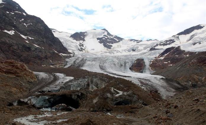 Los glaciares de los Alpes podrían perder el 90 % de su volumen en 80 años