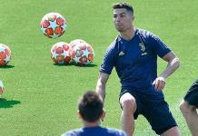 Cristiano entra a la convocatoria de Juventus para enfrentar al Ajax