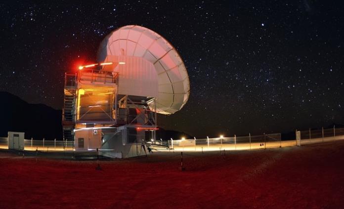 UNAM contribuye a tomar la primera imagen de un agujero negro