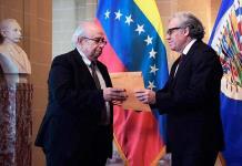 Enviado de Guaidó asume como embajador de facto de Venezuela ante la OEA