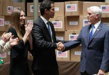 EEUU pide a la ONU que reconozca a Guaidó como presidente de Venezuela