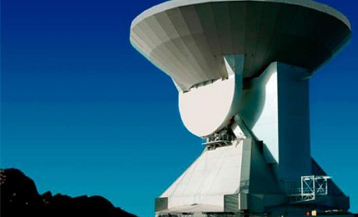 El Gran Telescopio de Puebla también fue víctima del crimen