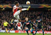 Benfica, Valencia, Chelsea y Arsenal se ponen adelante en la Liga Europa