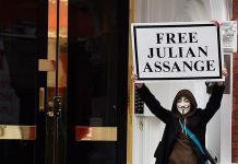Nueve razones de Ecuador para retirar asilo a Assange