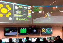 Sonda espacial israelí fracasa en intento de alunizaje
