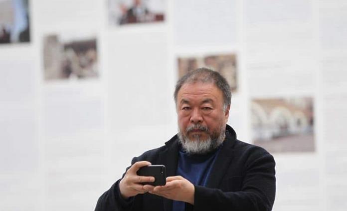 Ai Weiwei demanda a Volkswagen; los acusa de usar su obra