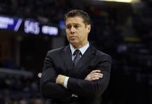 Los Kings despiden a su técnico Dave Joerger
