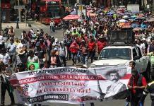Un paliativo, memorándum de reforma educativa, afirma CNTE