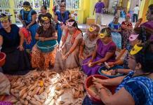Tradición de comer iguana vuelve por Semana Santa a Tehuantepec