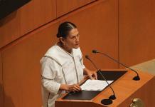 Si Sor Juana viviera, apoyaría regulación de la cannabis: senadora
