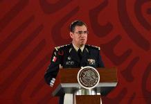 Por Covid-19 han fallecido 39 elementos de GN: Rodríguez Bucio