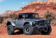 Los prototipos para el Moab Easter Jeep