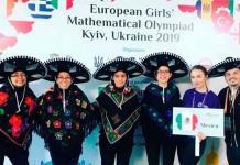 Mexicanas conquistan Olimpiada de Matemáticas en Ucrania
