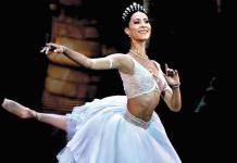 Nominan a Elisa Carrillo al Premio Benois de la Danza