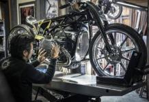 Custom Works Zon y la pasión por las motocicletas personalizadas