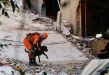 Suben a siete los muertos por edificios derrumbados en Río
