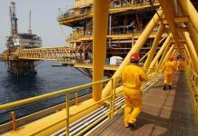 Caen reservas petroleras