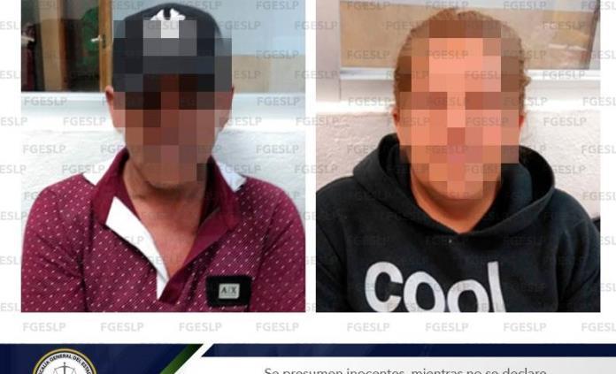 Fiscalía rescata en Pozos a hombre secuestrado y detiene a cuatro personas