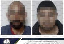 Capturan a dos presuntos secuestradores
