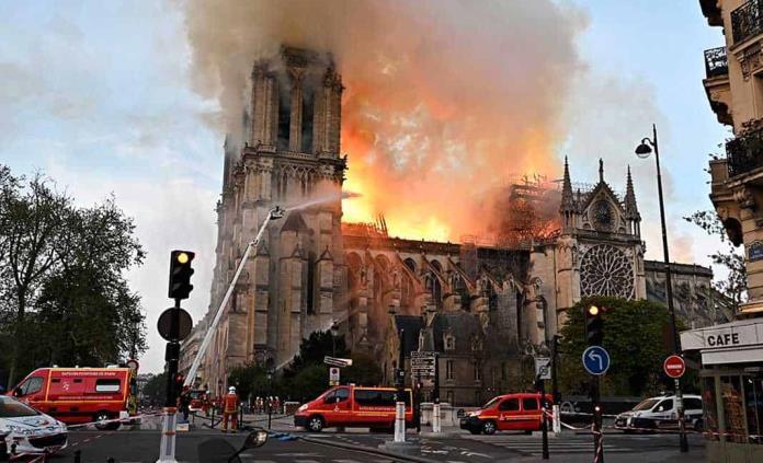Diez datos interesantes en la historia de Notre Dame
