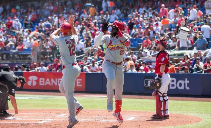 Regresa Cardenales el golpe a Rojos en Monterrey — MLB