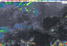 Pronostican ambiente estable, calor y bajo potencial de lluvias en gran parte del país