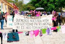 Van en el año 34 feminicidios en Oaxaca